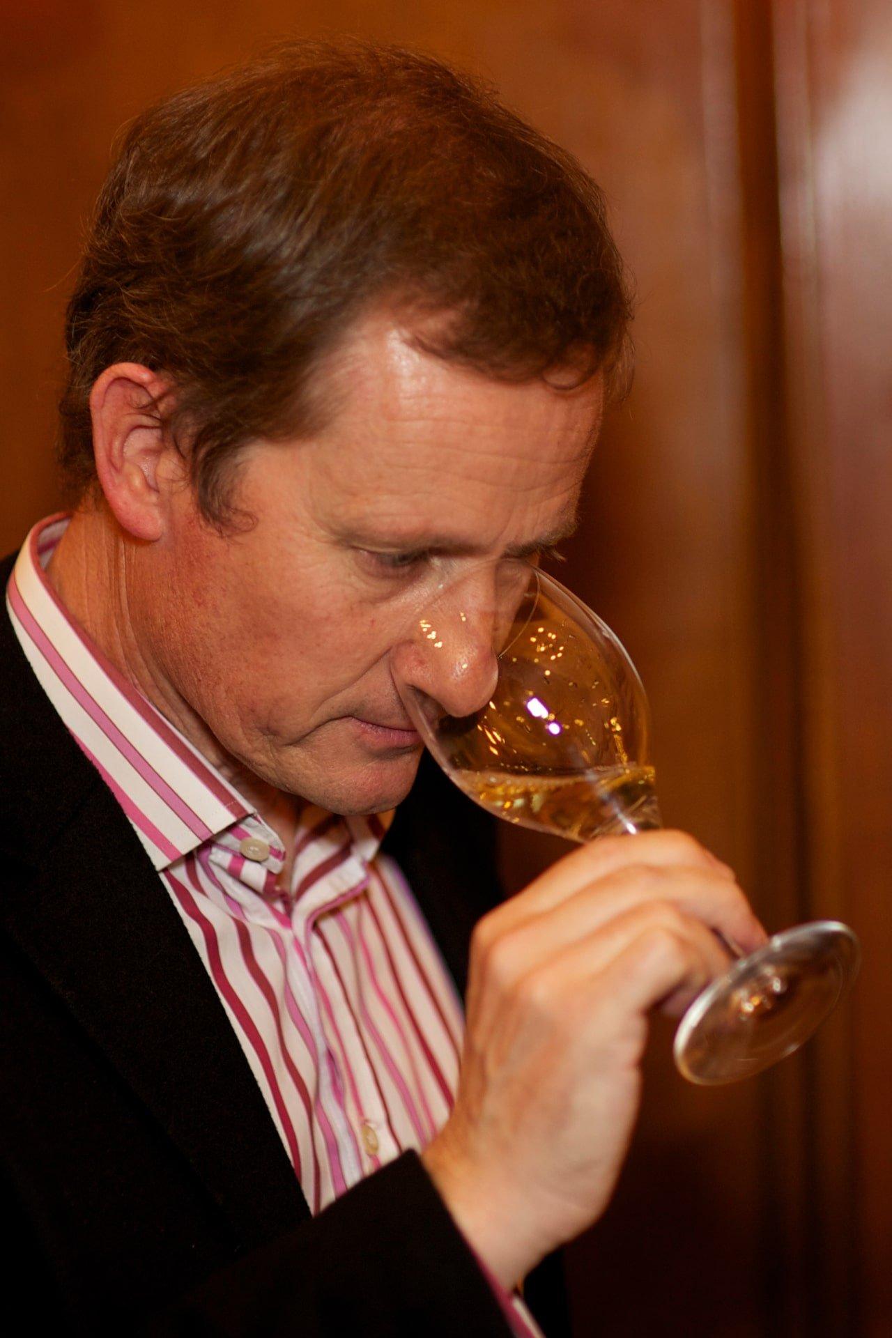 Matthew Stubbs Master of Wine